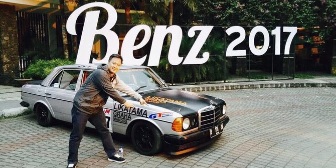 GT Radial kembali dukung Indonesia International MercedayBenz 2017