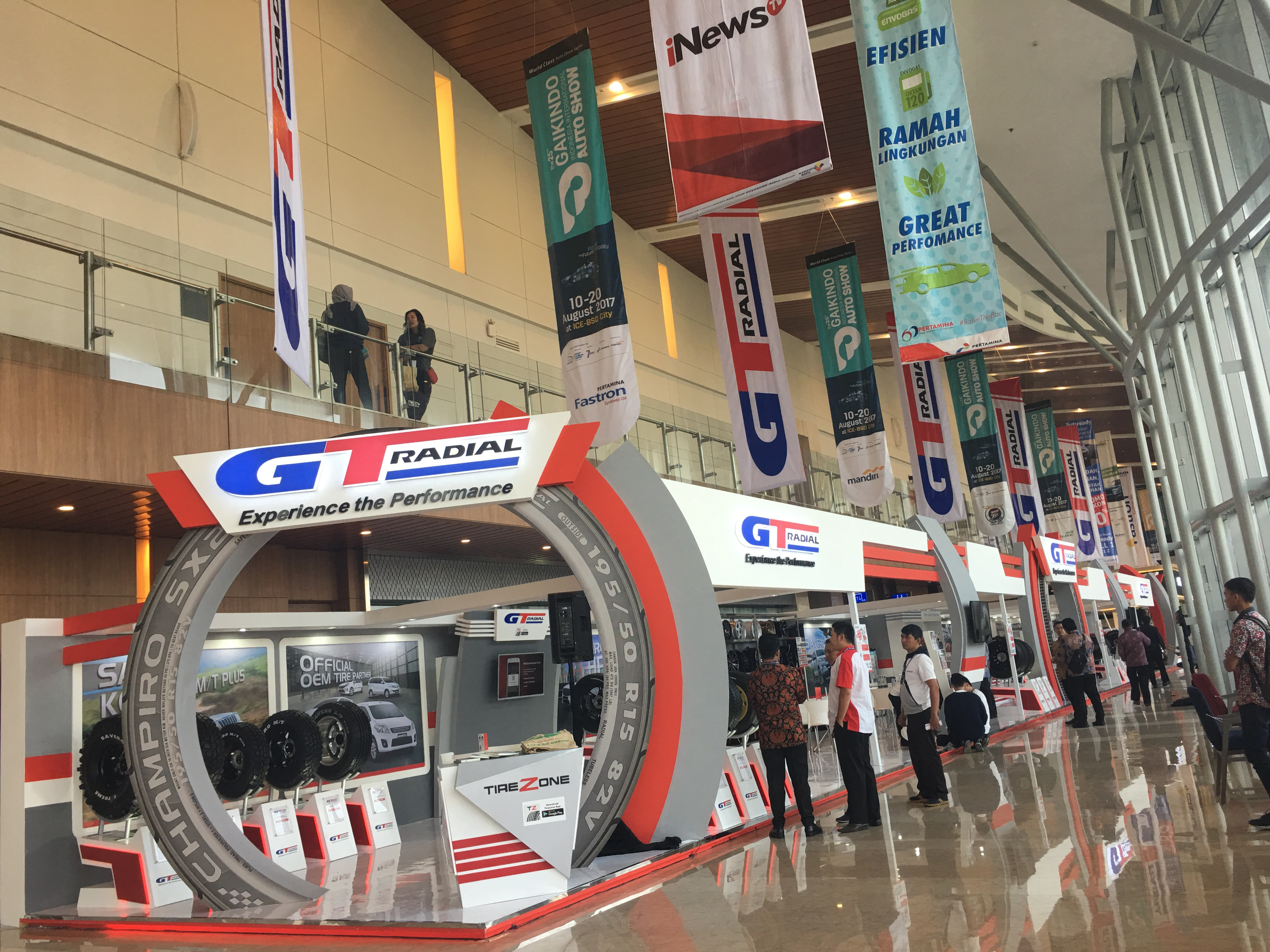 GIIAS 2017: #WELOVEGTRADIAL