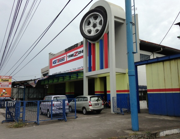 Tirezone of The Month: Tirezone Sumber Jaya